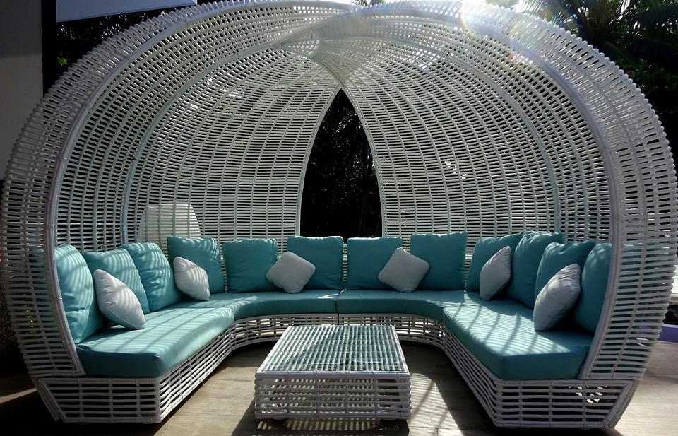 Gartenmöbel aus Polyrattan - Polyrattan Gartenmöbel