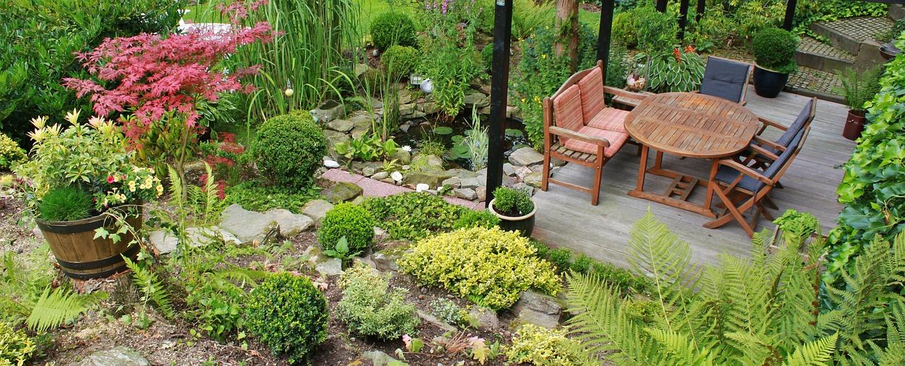 Gartenmöbel für deinen Garten