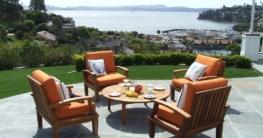 Diese Gartenmöbel fügen sich perfekt in deine Gartenlandschaft ein