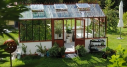Gewächshaus Beleuchtung: Perfektes Licht für schöne Pflanzen