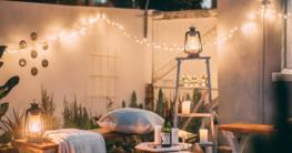 Die passende Außenbeleuchtung für Terrasse und Garten